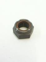 Nylock Nuts Aluminum Thin Height