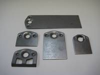 Dzus fastener plates. Standard, lite and self ejecting.